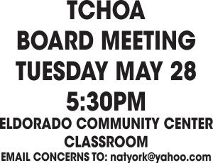 TCHOA May 28